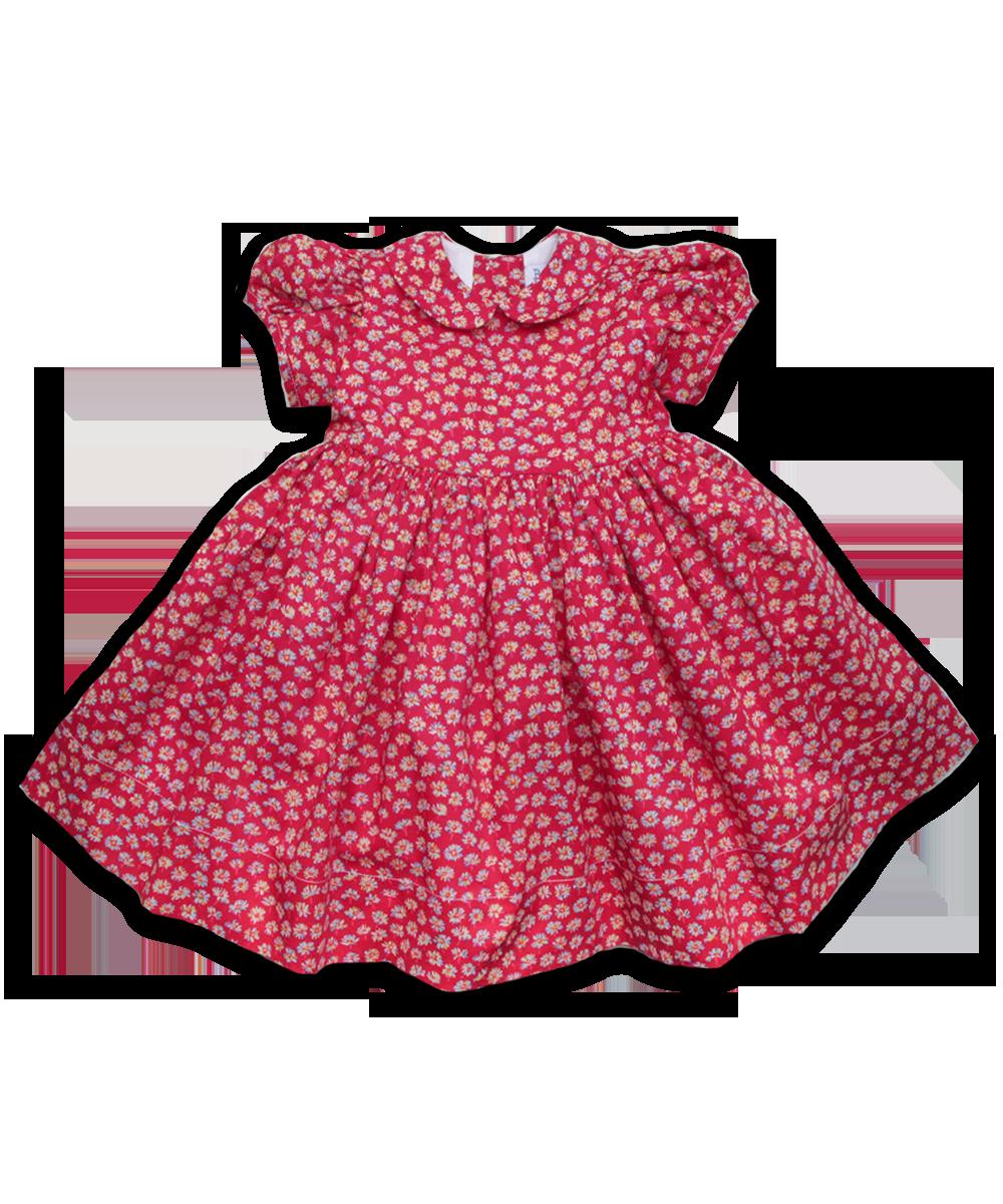 Rachel Dress in Liberty Bellis