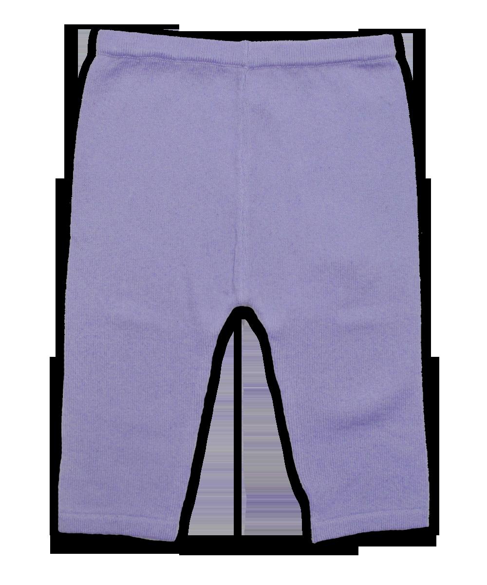 Cashmere Legging in Lavender