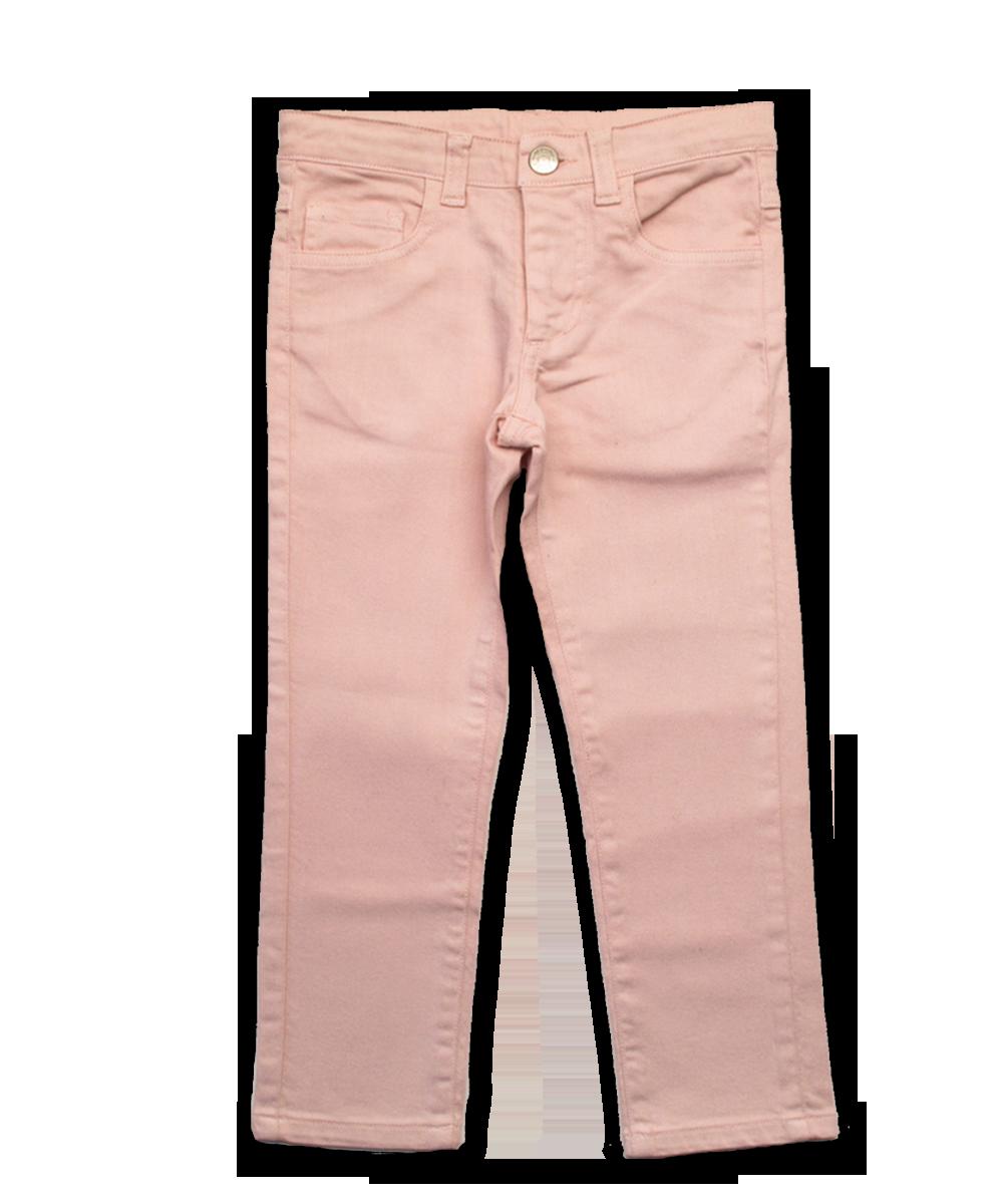 Girl's Skinny Jean in Pink