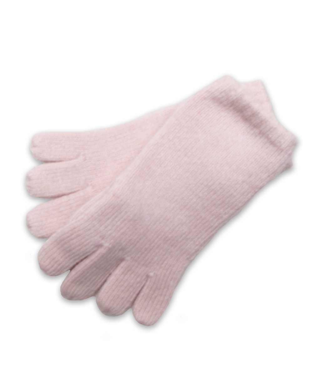 Cashmere Glove in Pink