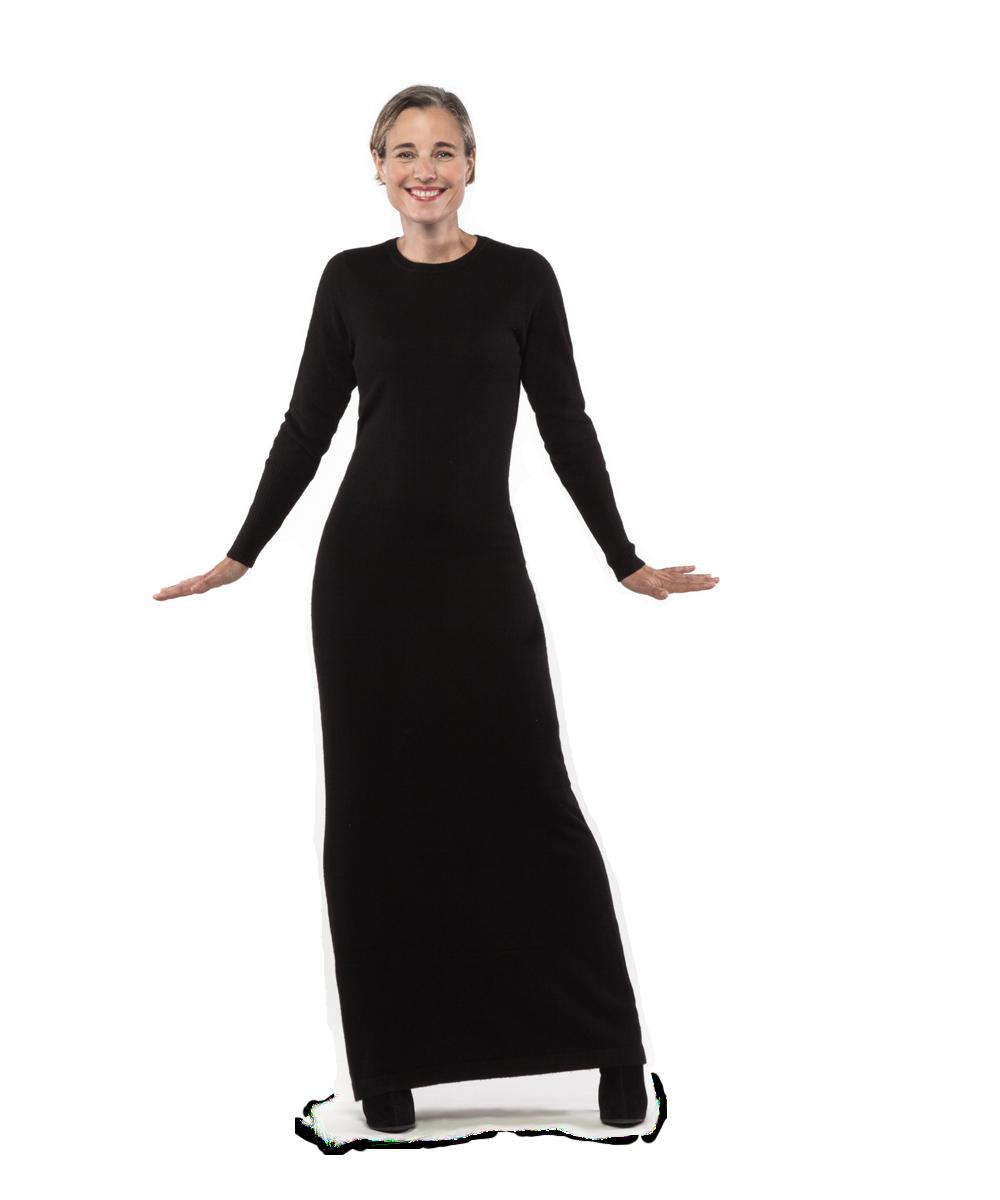 Maxi Dress in Black