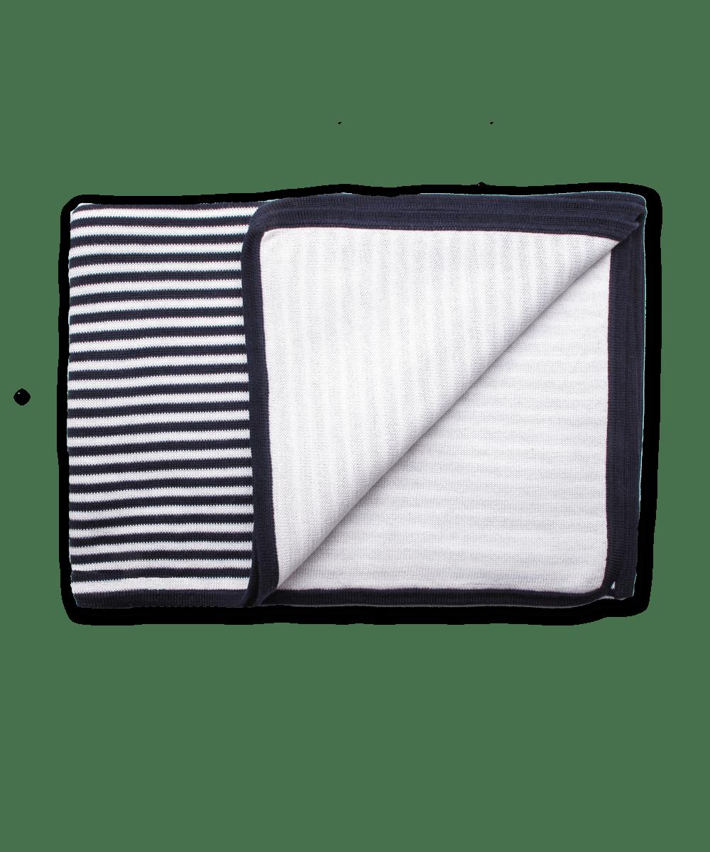 Thin Striped Luxurty Cotton Blanket
