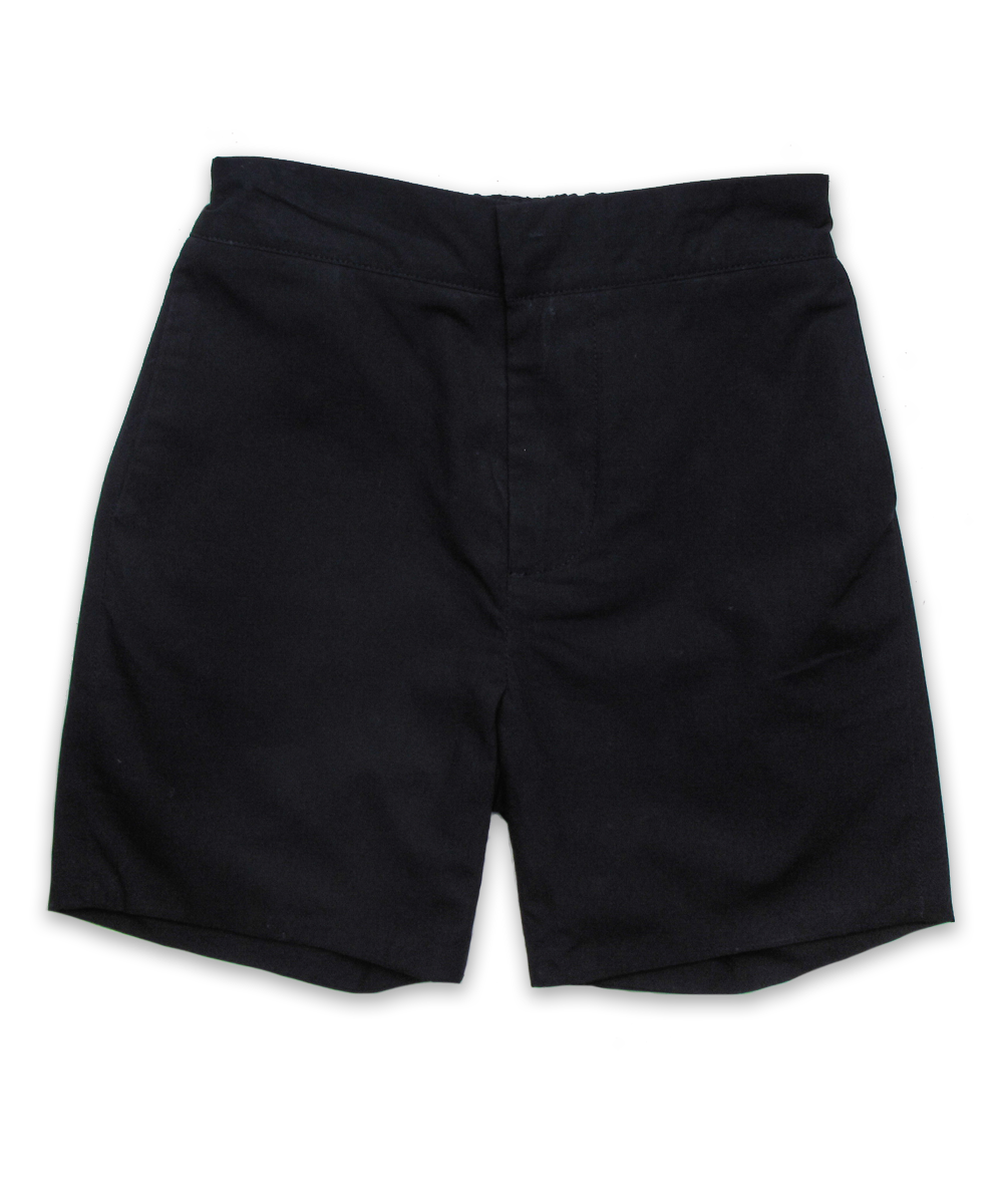 Cotton Short in Navy